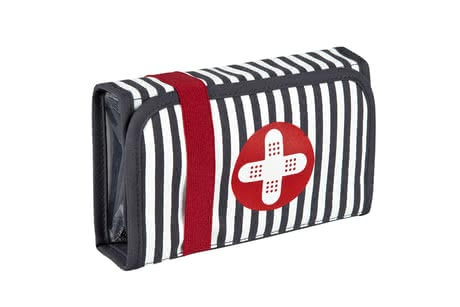 Lässig First Aid Kit - Lässig First Aid Kit – Fast last minute saviour – The First Aid Kit is perfect for on the go and when travelling.