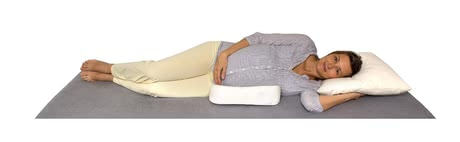 Dentons ergonomical pregnancy cushion - Dentons ergonomical pregnancy cushion – This cushion has been geared to the needs of pregnant women and provides a resting and healthy sleep.
