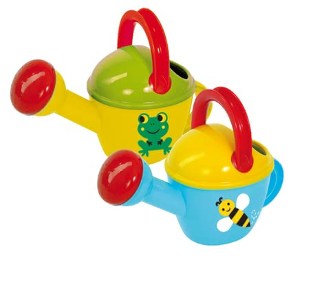 Gowi watering can 0,5l - Gowi watering can 0,5l – This colourful watering can by Gowi will make your little one a big gardener.
