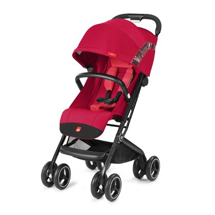 gb by Cybex Buggy Qbit+ Cherry Red - red 2018 - large image