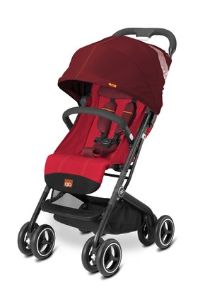 gb by Cybex Buggy Qbit+ Dragon Red 2017 - Großbild