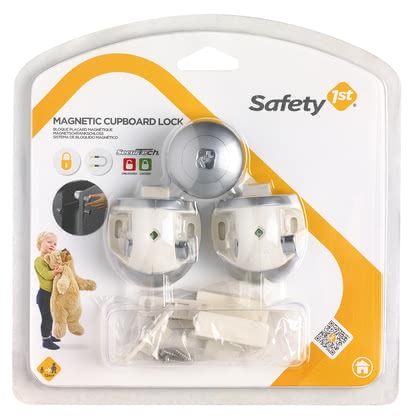 Safety 1st magnet lock - Safety 1st magnet lock – Make your flat childproof.