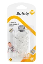 Safety 1st edge protection - Safety 1st edge protection - As soon as your child starts to crawl around everywhere, you should protect him/her against injuries with the edge protection.