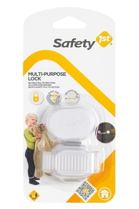 Safety 1st multi-purpose fuse - Safety 1st multi-purpose fuse - Outsmart your curious children and make cabinets, doors, etc. childproof.