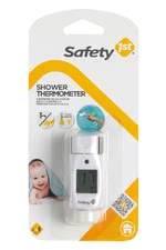 Safety 1st shower thermometer - Safety 1st shower thermometer – Control the water's temparature while showering.