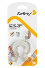 Safety 1st finger pinch protection - Safety 1st finger pinch protection – This pinch protection is suitable for all doors.