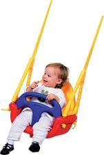 3in1 swing Twipsolino - Three swings in one – this toy is a pleasure for small and big children.
