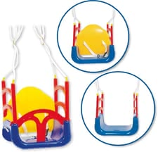 Toy mouse 3in1 swing - A swing which will be a pleasure for a long time.