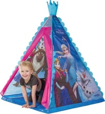 Playing tent – The Ice Queen - Playing tent – The Ice Queen – A cute tent with the highly topical design of Walt Disney's movie Frozen.