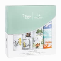 aden+anais Disney classic swaddles pack of 4 - aden+anais Disney Swaddle cloths pack of 4 – Those cloths will be a highlight due to the Disney design.