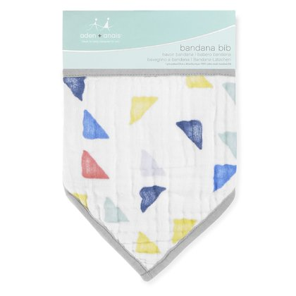 aden+anais classic bandana bib leader of the pack 2017 - large image