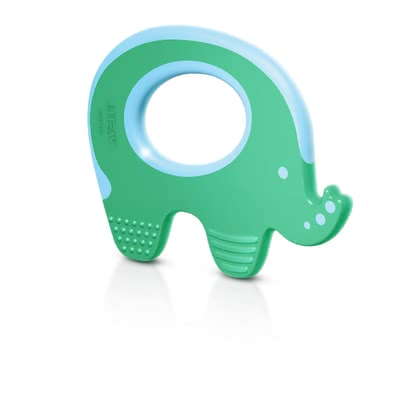 AVENT teether ring - AVENT teether ring – The teether ring cools and reduces your child from pain while teething.