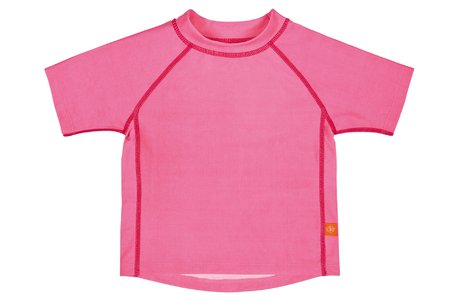 Lässig UV-Shirts Kurzarm Girls light pink 2016 - Großbild