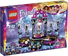 Lego Friends Popstar stage - Lego Friends Popstar stage – Restage a breathtaking show with this toy by Lego.