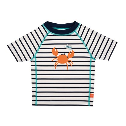 Lässig UV-Shirts Kurzarm Boys sailor navy 2017 - Großbild