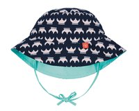 Lässig 男童遮陽帽 -  VVisual variety and loyal protection against UV radiation will be offered with the new sun hats by Lässig. The cute hats can be used both-sided and fit to any outfit.