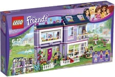 Конструктор Lego Friends Дом Эммы -