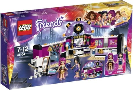 LEGO Friends Popstars Garderobe 乐高玩具 朋友 明星 更衣室 2016 - 大图像