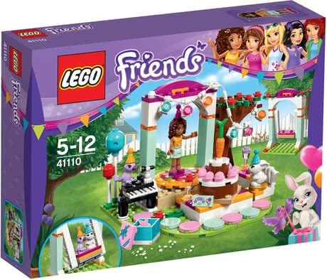 Lego Friends birthday party - Lego Friends birthday party – Celebrate with Andrea and her bunny the best birthday.