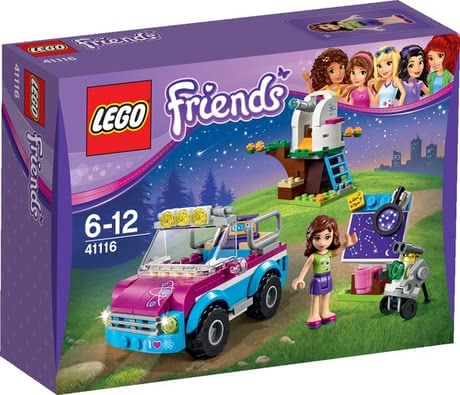 LEGO Friends Olivias Expeditionsauto Sale Angebote