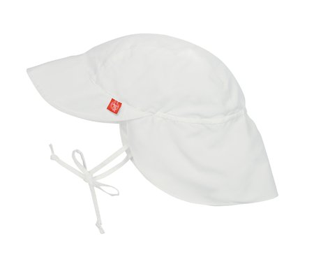 Lässig 遮陽帽 -  The plain sun hats can be combined with other clothes thanks to the neutral colours. The extra long neck protection is perfect for your little one.