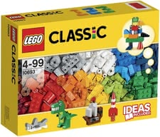 LEGO Classic additional brick set - Lego Classic additional brick set – Put creativity to work – ambitious builders of every age will be happy about this set.