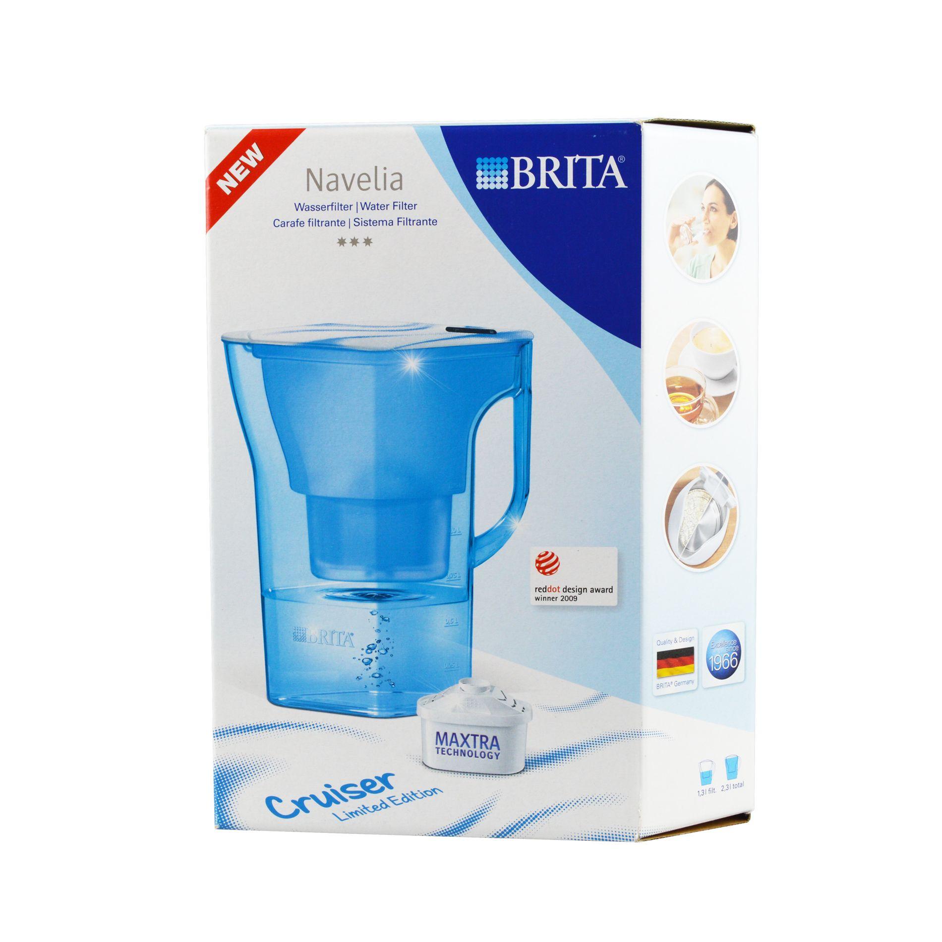 brita filtre eau navelia acheter sur kidsroom alimentation. Black Bedroom Furniture Sets. Home Design Ideas