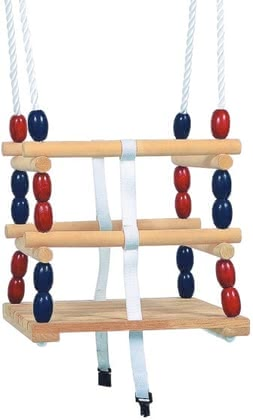 Playmouse Swing Wood - Playmouse Swing Wood – Whether you are inside the house or outside, this swing will provide a lot of fun.