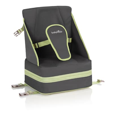 Babymoov booster seat Up & Go - Babymoov booster seat Up & Go – This booster seat is height adjustable and perfect for on the go.