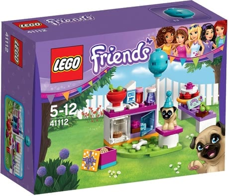 Конструктор Lego Friends День рождения: тортики 2016 - большое изображение