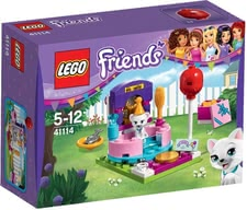 LEGO Friends Partystyling