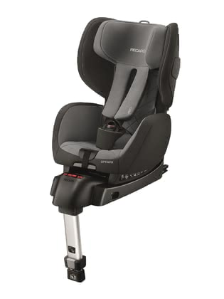 Recaro Kindersitz Optiafix Carbon Black 2018 - Großbild