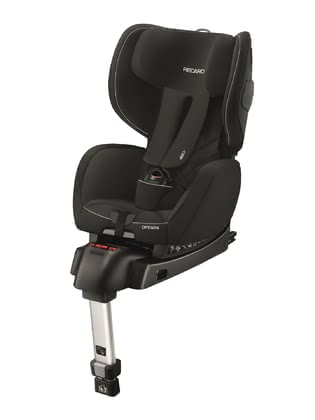 Recaro Kindersitz Optiafix Performance Black - Großbild