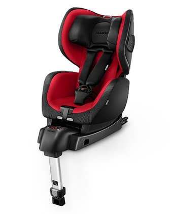 Recaro child car seat Optiafix -  The Optiafix convinces with a modern design, easy handling as well as important safety features. The operating elements have been designed in a way to intuitively use them. Your little one will surely find his/her favourite colour among the plenty designs.