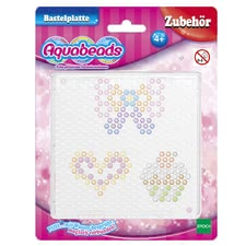 Aquabeads handicraft worktop - Aquabeads handicraft worktop – Your children would like to draft several artworks? The Aquabeads handicraft worktop is perfectly suitable.