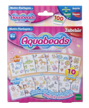 Aquabeads theme pattern - Aquabeads theme pattern – 200 themes come along with these pattern.
