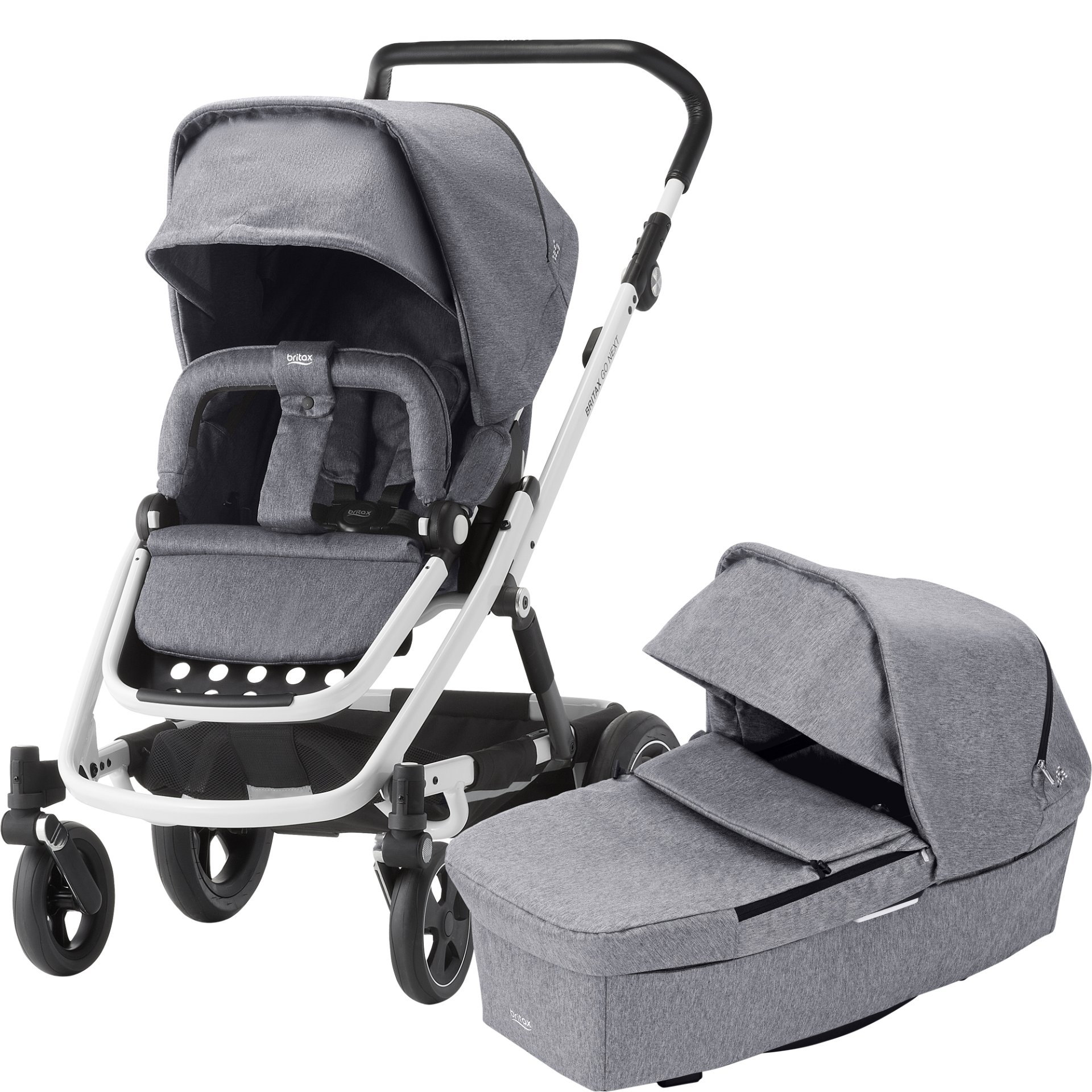 britax r mer kinderwagen go next 2 online kaufen bei. Black Bedroom Furniture Sets. Home Design Ideas
