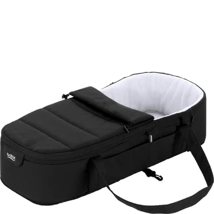 Britax Römer soft carrycot - Britax Römer soft carrycot – The light and soft carrycot by Britax Römer – Offers comfort from birth on and is compatible with the B-Agile/B-Motion and Smile2.