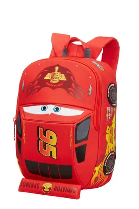 Samsonite rucksack Cars Classic 34 cm - Samsonite rucksack Cars Classic 34 cm - The Cars Classic rucksack will conquer the world with your little one and their Disney hero Lightning McQueen.