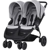 Britax Römer B-AGILE DOUBLE - Britax Römer B-AGILE DOUBLE – The twoseater gets through every door and offers a lot of comfort.