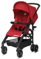 Inglesina buggy Zippy Light - Inglesina buggy Zippy Light – The lightweight offers a patented mechanism for a very easy opening and closing with just one hand.