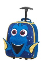 Samsonite school trolley Dory - Samsonite school trolley Dory - Perfect for little friends of the underwater world, this article comes in a 3D appearance.