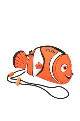 Samsonite neck pouch Nemo - Samsonite neck pouch Nemo – Little fans of Nemo will love this neck pouch and always have it at hand.