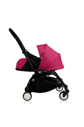 Babyzen Buggy YOYO+ incl. textile set 0+ newborn - Babyzen buggy YOYO+ including textile set 0+ newborn nest – Being on the go with a small and flexible stroller from day one.