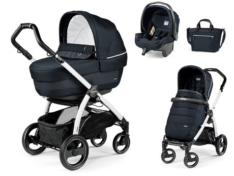 Peg-Perego Kinderwagenset Book S Modular Set Elite - broschei