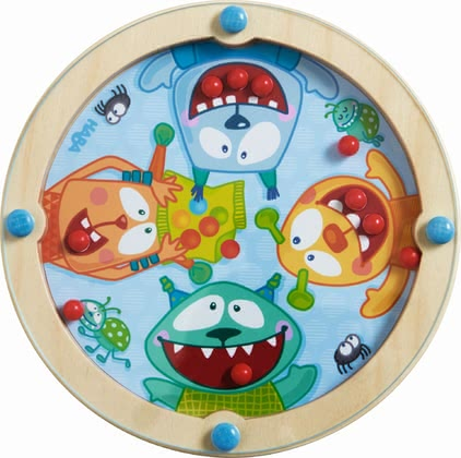 "Haba skill game ""mini monsters"" 2017 - large image"