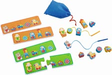 "Haba threading game"" favourite toys"" - Haba threading game"" favourite toys"" – Thread up all the different favourite toys."