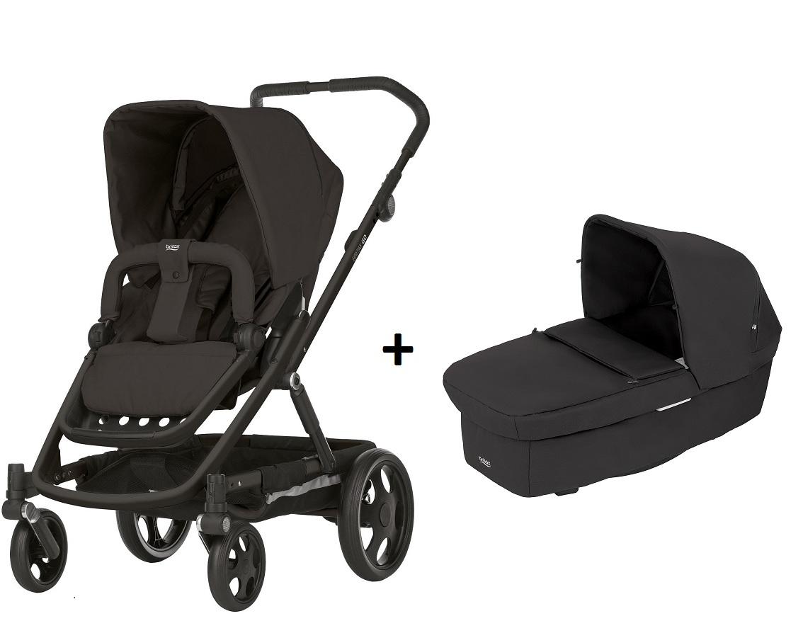 britax r mer go inkl go kinderwagen aufsatz prambody. Black Bedroom Furniture Sets. Home Design Ideas