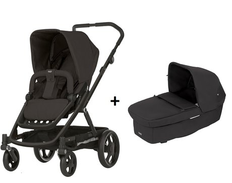 Britax Römer GO incl. GO carrycot attachment– Cosmos Black 2016 - large image
