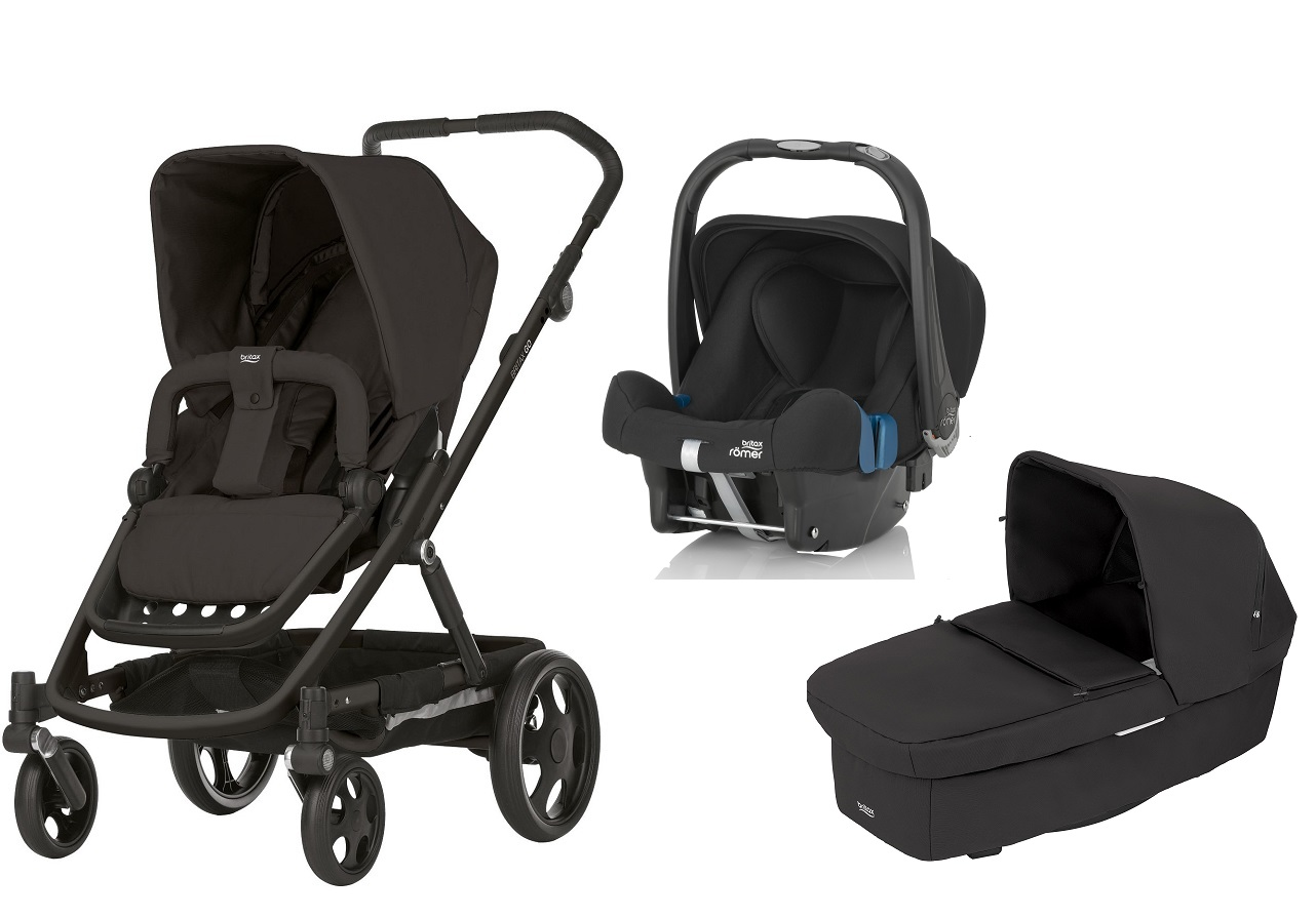 britax r mer go inkl go kinderwagen aufsatz babyschale safe plus shr ii online kaufen bei. Black Bedroom Furniture Sets. Home Design Ideas